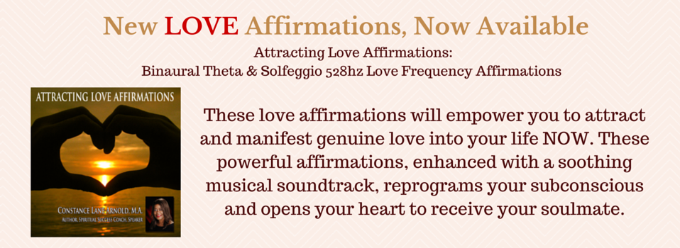 New LOVE Affirmations